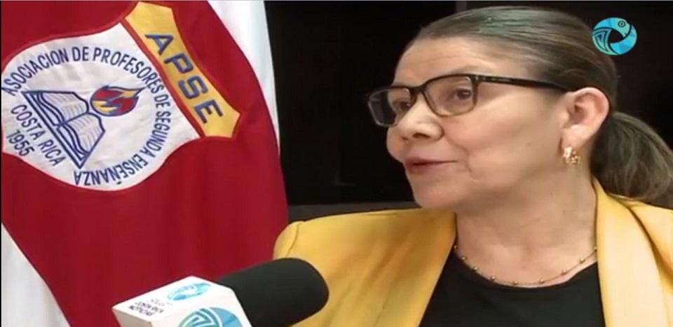 ENTREVISTA A LA PRESIDENTA DE APSE- RECHAZO AL COMBO FISCAL Y LA HUELGA DEL 25 DE ABRIL 2018