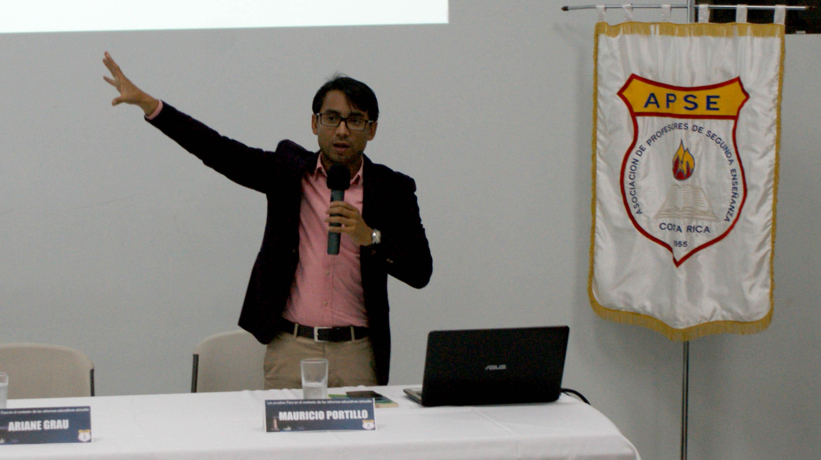 APSE REALIZÓ FORO SOBRE PRUEBAS DE EVALUACIÓN «FARO» EN EL MARCO DE LAS REFORMAS EDUCATIVAS