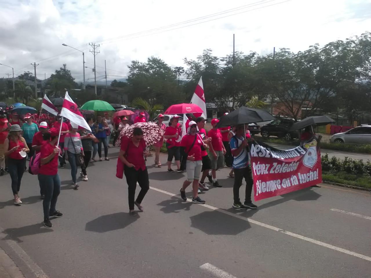 TERCER JORNADA DE HUELGA INTERMITENTE CONVOCADA POR APSE SE DESARROLLA CON ACTIVIDADES REGIONALIZADAS