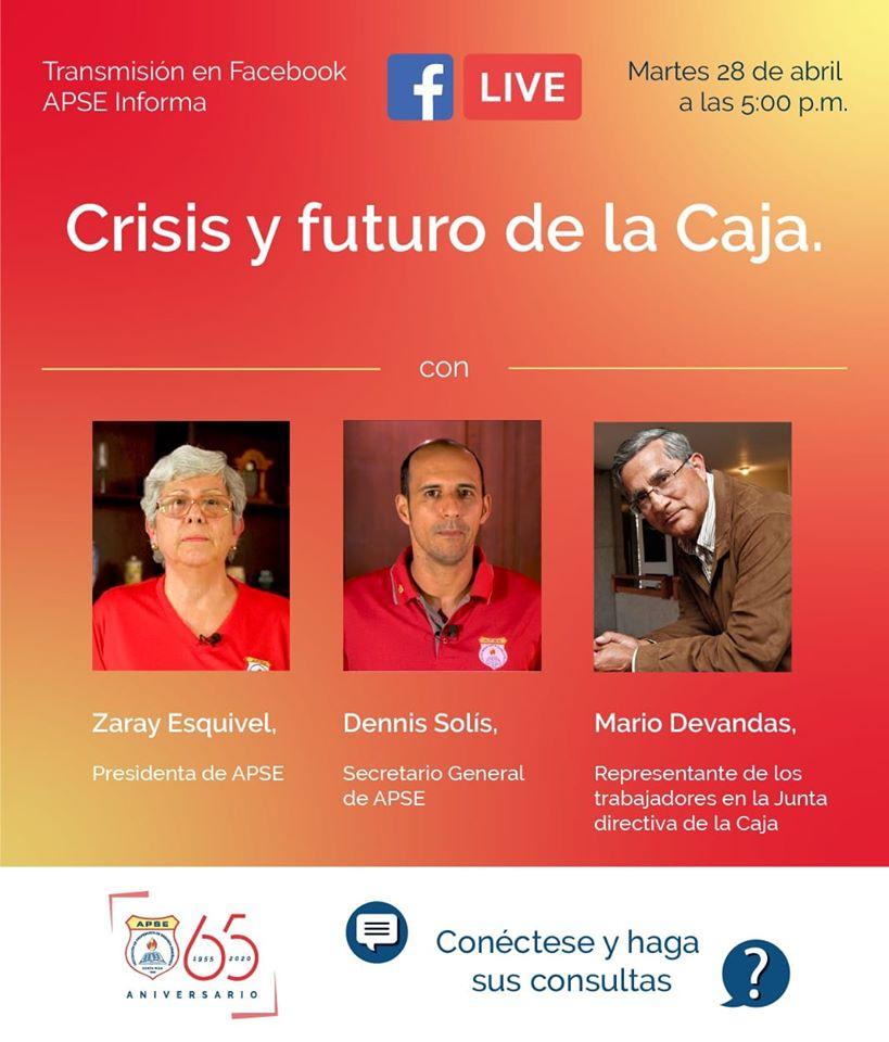 CONVERSATORIO: CRISIS Y FUTURO DE LA CAJA