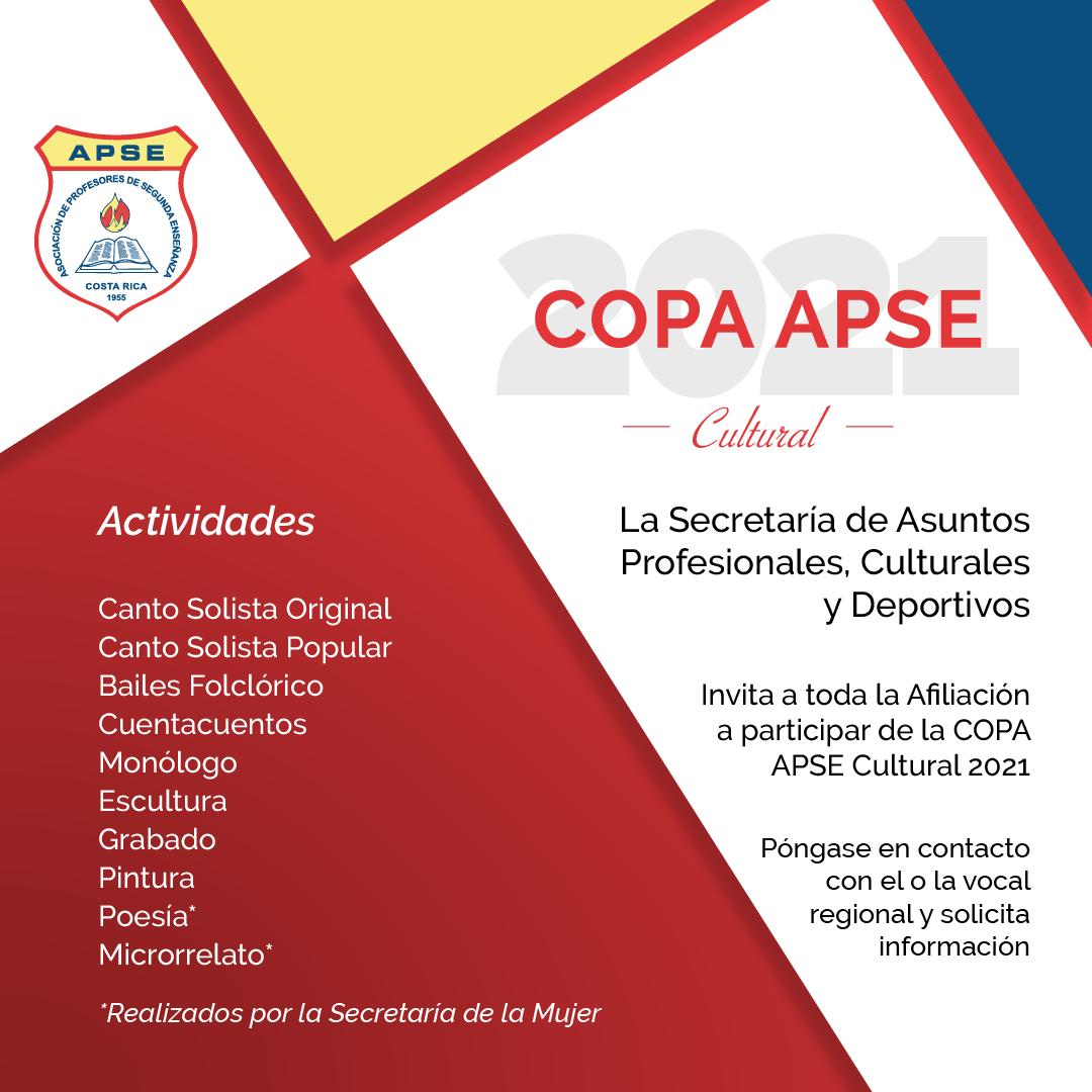 Copa APSE Cultural 2021