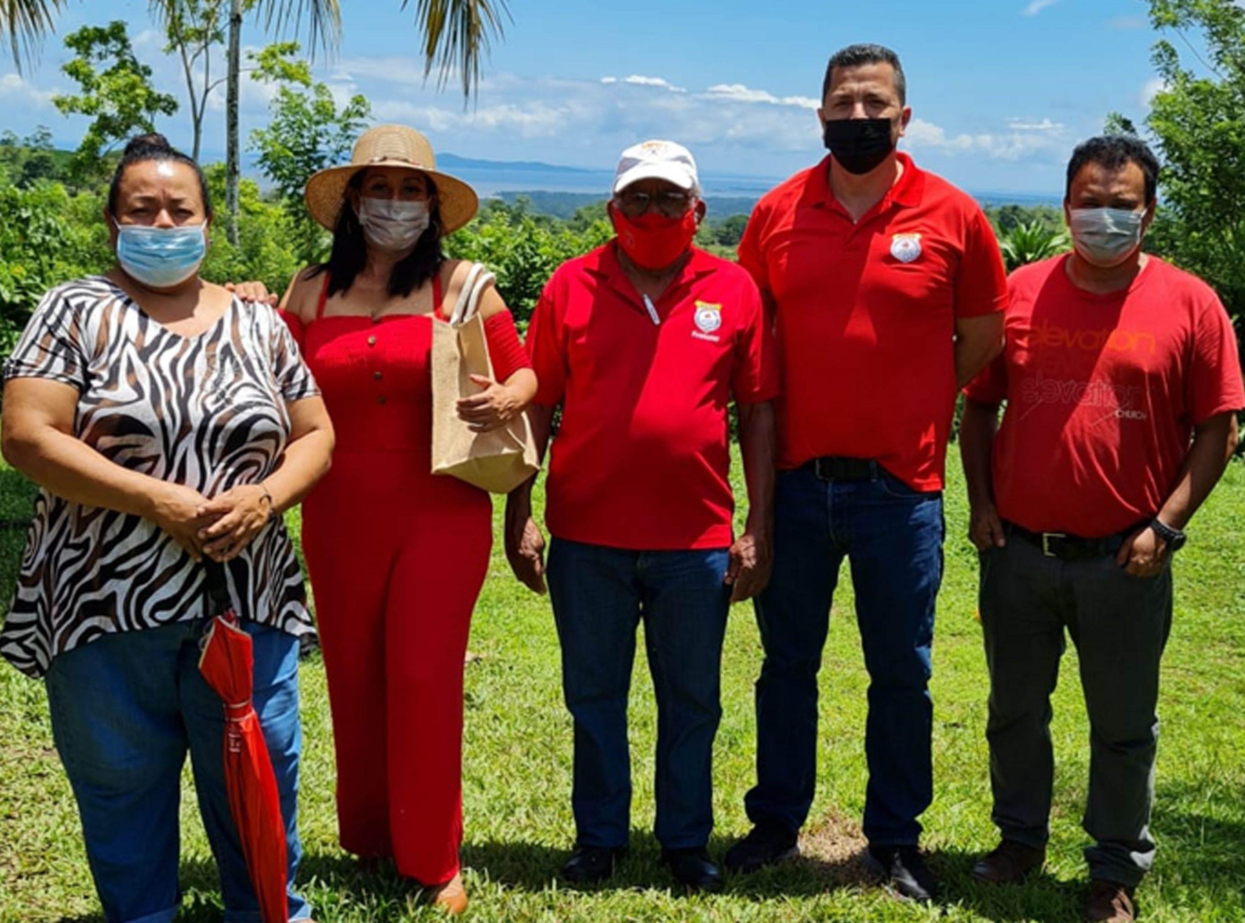 DIRIGENCIA Y PROMOTORES REALIZAN GIRAS PREVIAS A LAS ASAMBLEAS DE BASE DE APSE